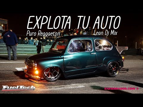 EXPLOTA TU AUTO ⚡ PURO REGGAETON ⚡ (SEPTIEMBRE 2018) 🔊LEAN DJ MIX