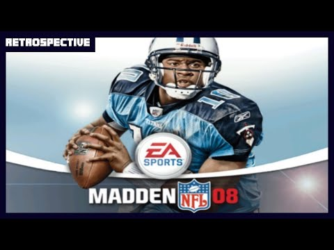 Madden NFL 08 - The Last GREAT Madden
