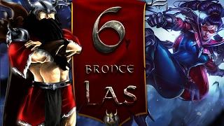 Los Bronces en LAS II#6 II S7 II La Vayne Mele - Voy con Zilean