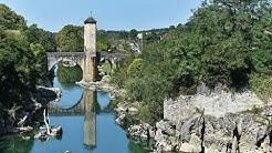 Orthez - Le pont vieux - Bearn - Région nouvelle Aquitaine - France