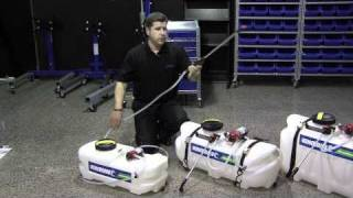 The simple solution for weed & pest control