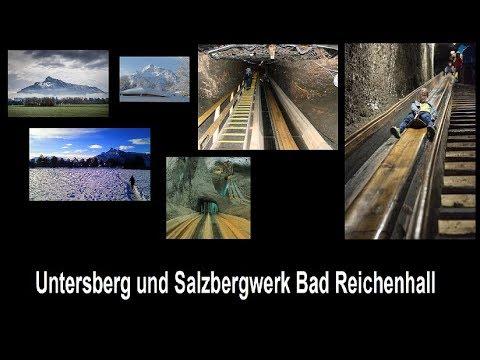 Untersberg, Salzberwerk Bad Reichenhall: 2 mystische Orte, die ein  Leben verändert haben
