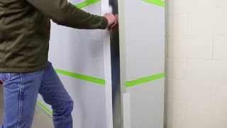how to build outside corners with SMARTci continuous insulation