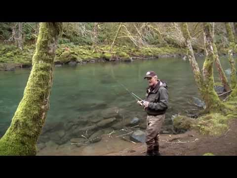 Fly Fishing:  Skagit Lines For Small Streams--Single Handed Rods For Trout And Bass