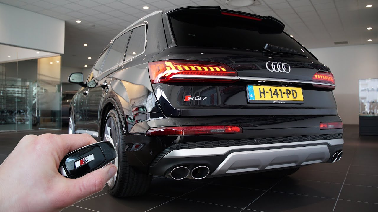 2020 Audi SQ7 (435 hp) - Sound & Visual Review!