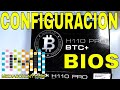 BTC H110 PRO AsRock Configuracion