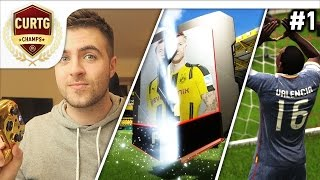 Video MY NEW FIFA 17 SERIES! FIFA 17 ULTIMATE TEAM - CURT'S ULTIMATE RTG #CURTG EP 1 download MP3, 3GP, MP4, WEBM, AVI, FLV Desember 2017