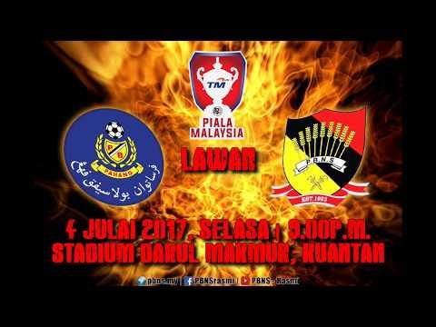Highlight TM Piala Malaysia 2017: Pahang vs Negeri Sembilan