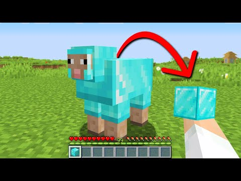 Minecraft, But You Can Breed Mobs With Any Block...
