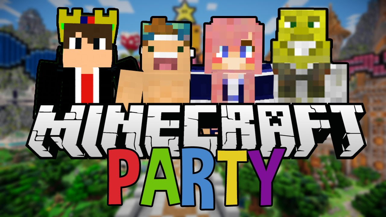 minecraft mini games with friends