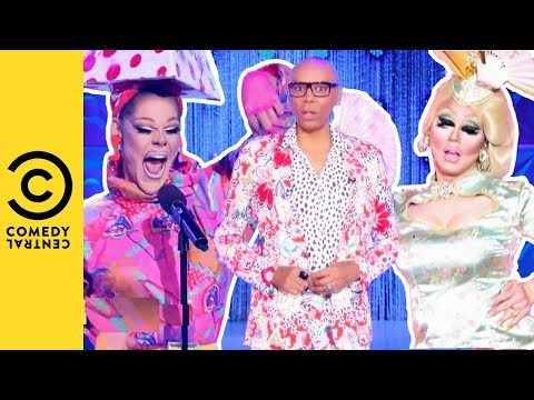 Download Youtube: RuPaul's Drag Race All Stars Episode 1 Highlights | RuPaul's Drag Race