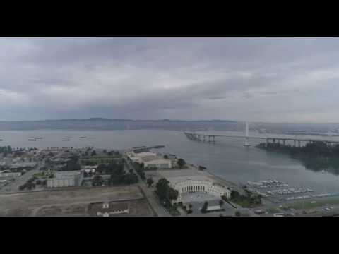 San Francisco, CA - Treasure Island to Alcatraz Island - Video 2 of 2