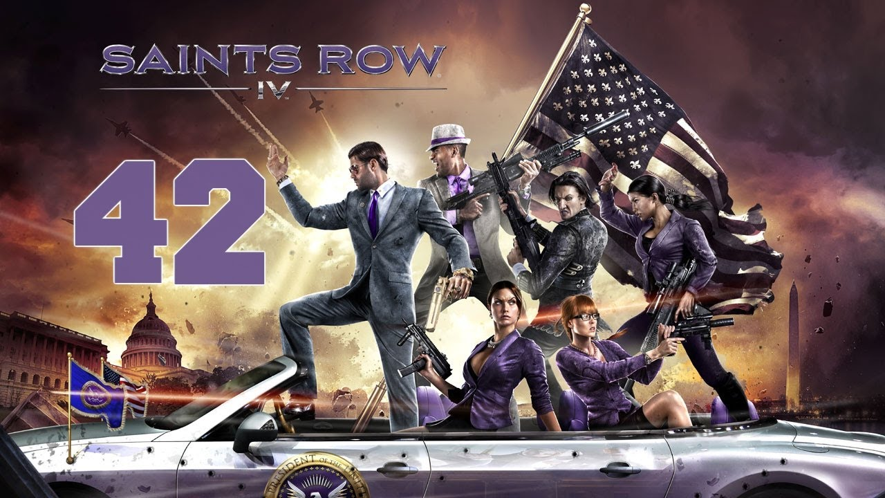 Download Saint's Row IV - Hardcore Walkthrough - Part 42 - From Asha With Love (Asha Rescue Mission)
