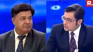 Arnab Goswami Speaks To Punjab National Bank Auditors | Mehul Choski Scam