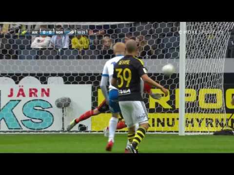 AIK - IFK Norrköping Omg 15 2017-07-16