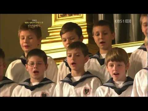 """""""Tritsch Tratsch Polka,"""" sung by the Vienna Boys"""