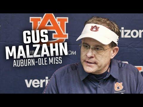 What Gus Malzahn said after Auburn's 31-16 win against Ole Miss