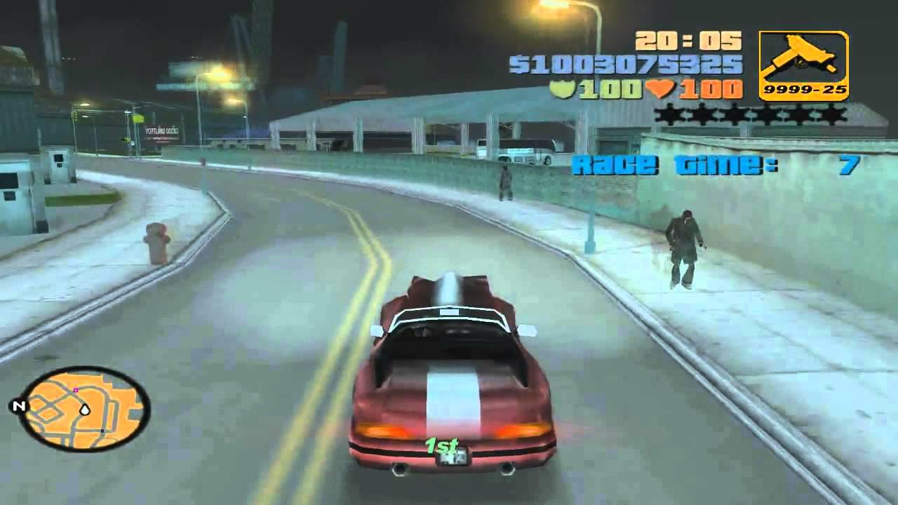 "GTA III ""Turismo"" - YouTube"