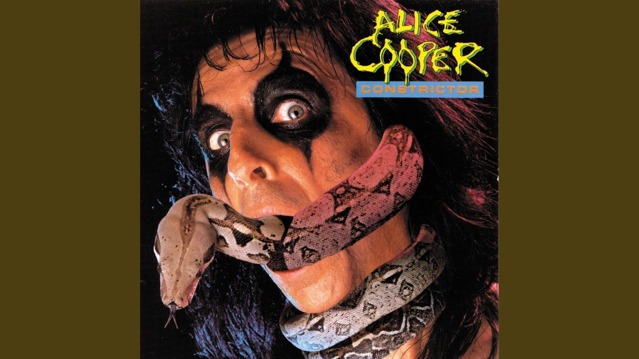 Alice Cooper - Hes Back The Man Behind The Mask (Chords)