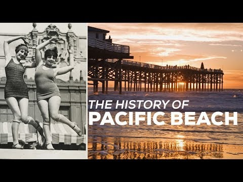 The History of Pacific Beach