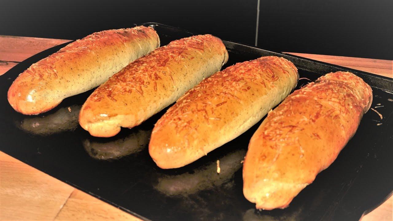 como hacer pan con aceite y oregano