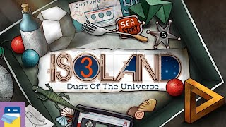 ISOLAND 3: Dust of the Universe - iOS / Android / PC Gameplay Walkthrough Part 1 (by COTTONGAME)
