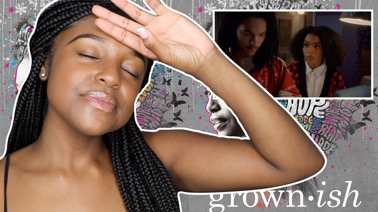 Grown-ish Season 2, Episode 12 | I'm Already Stressed...