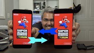 Galaxy S8+ VS Xiaomi MI6 prueba de rapidez