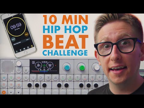 This Chill OP-1 Hip Hop Beat Only Took 10 Minutes to Make