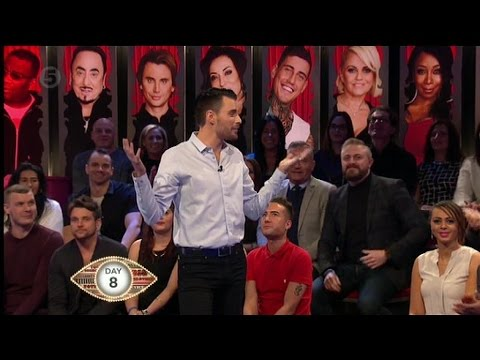 BBBOTS Episode 6 (Tues 12 Jan 2016 Celebrity Big Brother)