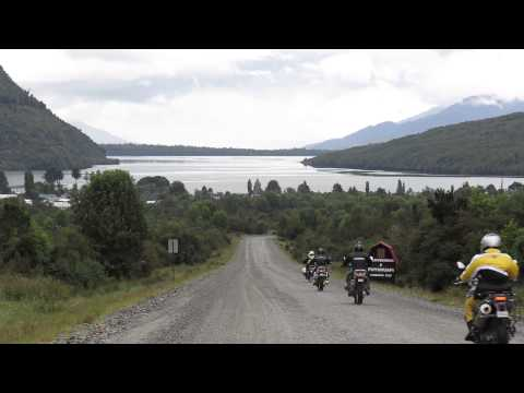 Patagonia & Tierra del Fuego Motorcycle Tour: Day 4 - Fjord riding across Carretera Austral