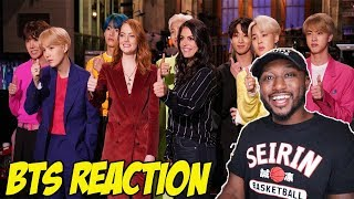 BTS Boy With Luv (Live) - SNL Reaction Video