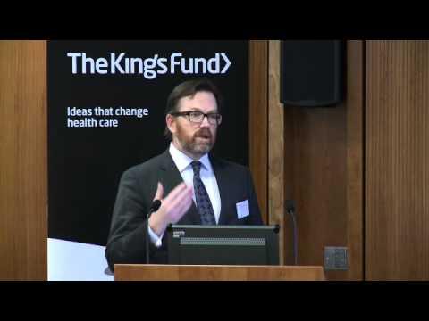 Erik Sande: Demand management - how health care technology helps - February 2012