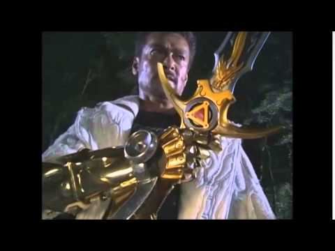 Taiga vs Baragos - Epic Garo Fight Scene