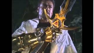 Taiga Vs Baragos - Epic Garo Fight Scene