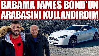 James Bond'un Arabası Aston Martin Vantage | Babam Kullandı