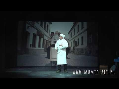 Najnowszy spektakl MUMIO (fragment: saturator, 2017)