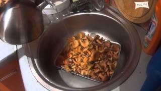 Как засолить рыжики?(Процесс соления грибов. Быстро, просто и оочень вкусно!, 2014-09-26T16:31:47.000Z)