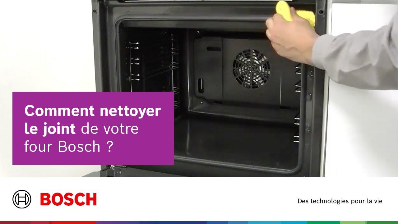entretenir son four bosch comment nettoyer le joint youtube. Black Bedroom Furniture Sets. Home Design Ideas