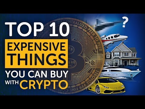 Top 10 Expensive Things You Can Buy With Crypto