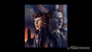 Шерлок и Майкрофт [BBC] - арт.