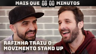 O pior stand-up do Thiago Ventura | Mais Que 8 Minutos