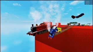 FLIP THOMAS THE TANK AND NEW ENGINES - FRIENDS FOR AS LONG AS YOU WANT ROBLOX!