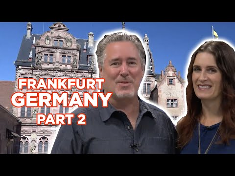 How to Travel - Frankfurt Germany Part 2