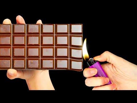 20 IDEEËN VOOR CHOCOLADEDECOR