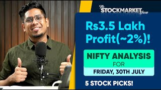 Rs3.5 Lakh Profit(~2%)! Consolidating Expiry! What Next? - The Stock Market Show E203
