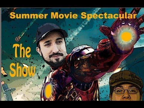 JohnRamboPresents The Show - #33 Summer Movie Blockbuster Spectacular  (05/10/12)