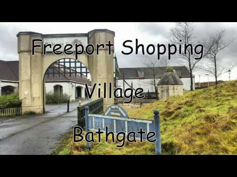 Freeport Shopping Village West Lothian