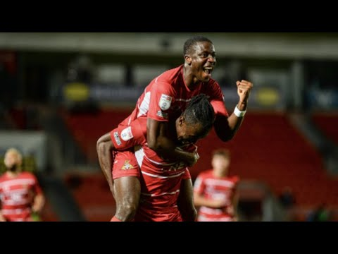 Doncaster Manchester City U21 Goals And Highlights