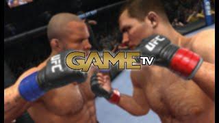 Game TV Schweiz Archiv - Game TV KW23 2010 | UFC 2010 - blur